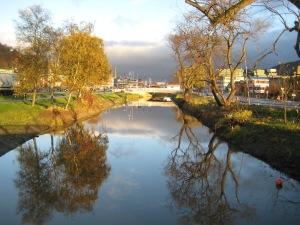 Mölndal River
